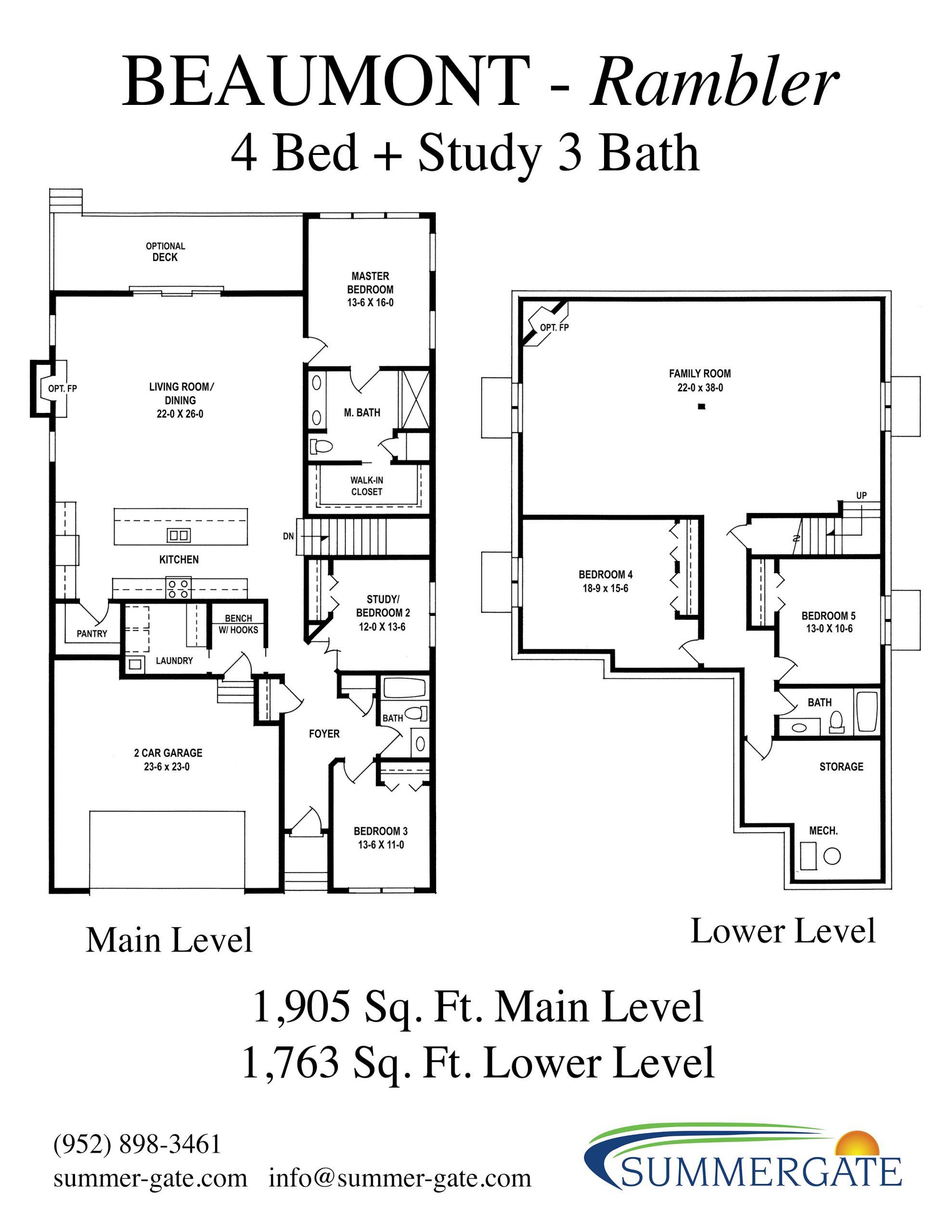 Beaumont Floor Handout (002)