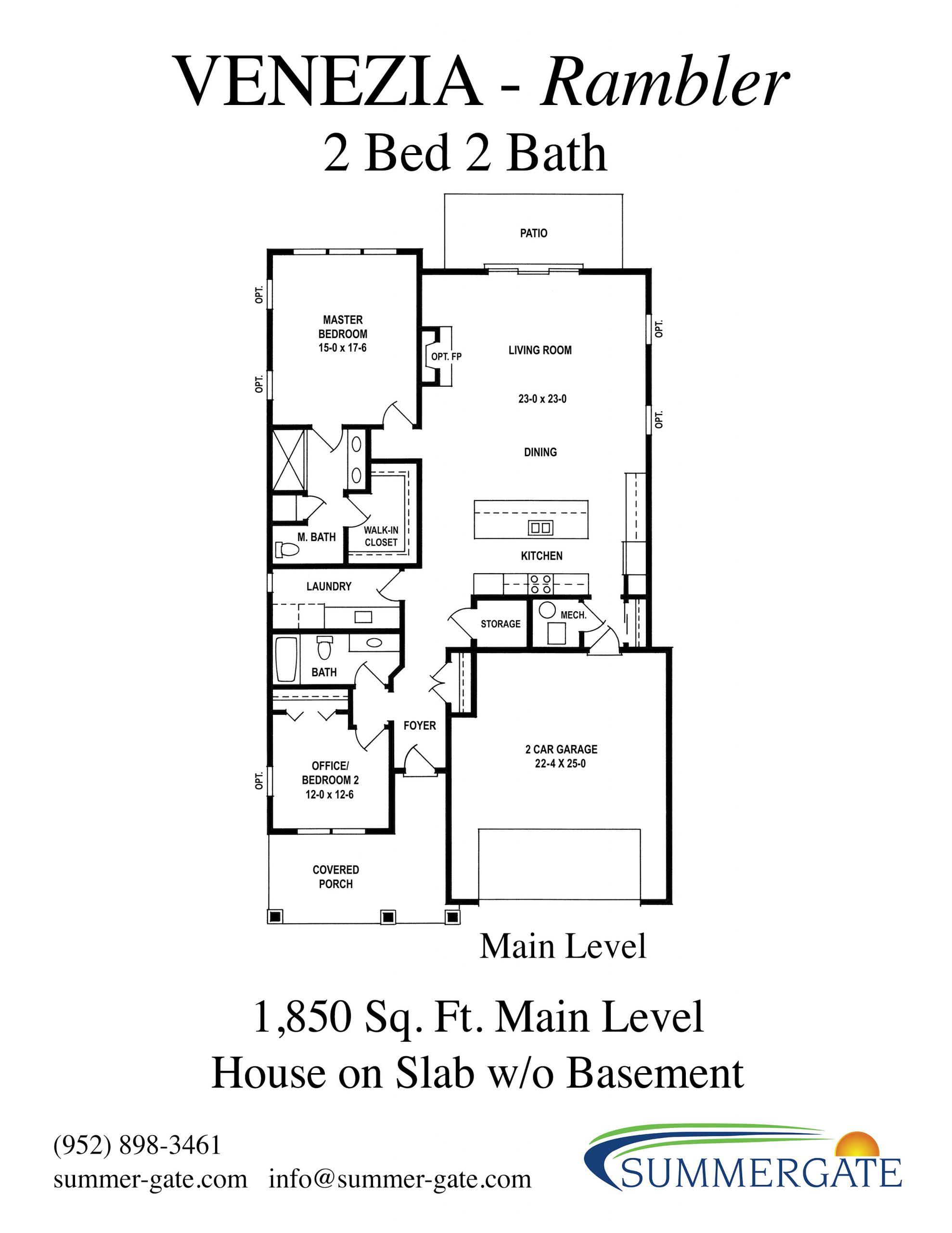 Venezia Slab Floor Handout Revised